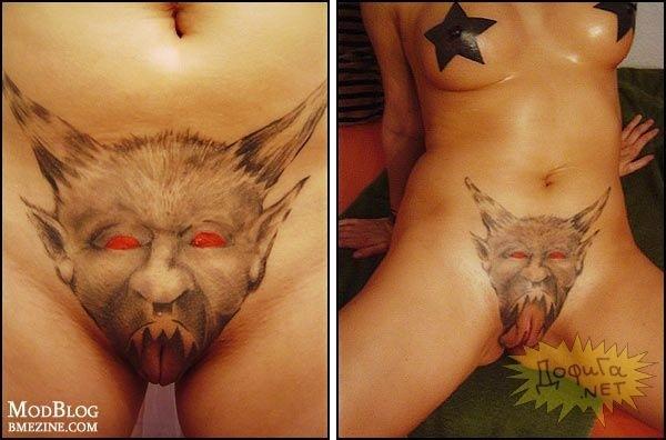 татуировщик мужской порно