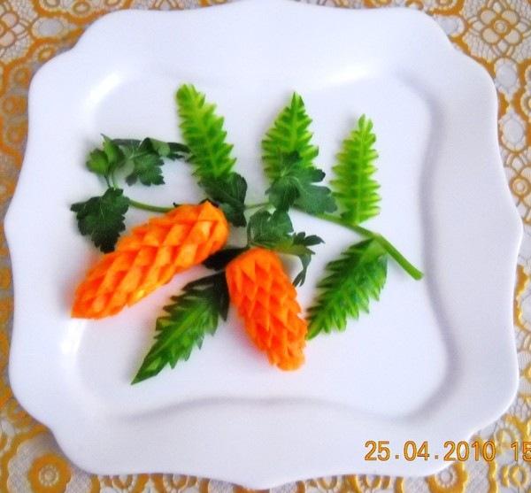 Салат с редиской фото рецепт