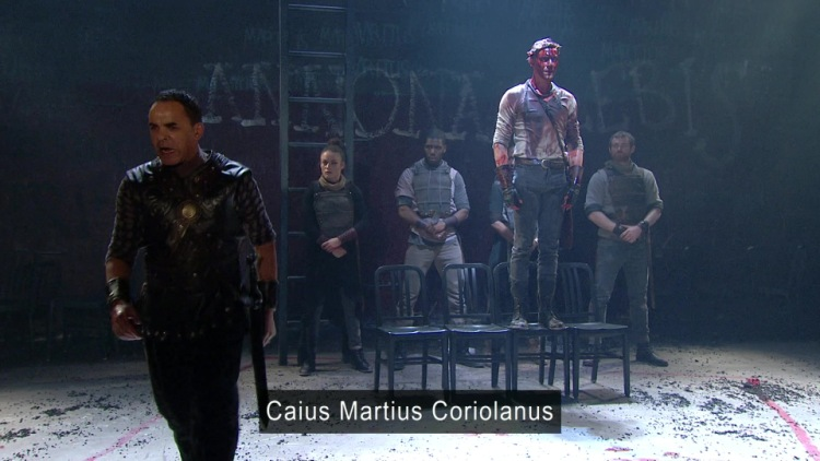 coriolanus is a man of action who is finally defeated by words essay Fate, destiny, inevitability, or historical necessity in antony and cleopatra, the chain of events is made to seem more predetermined than in most of shakespeare's plays.