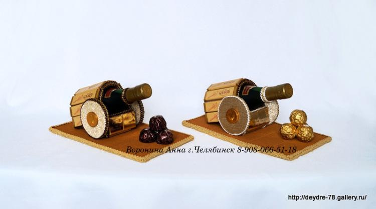 Gallery.ru / Пушечки. - Скульптурные композиции из конфет в Челябинске и Копейске - Deydre-78