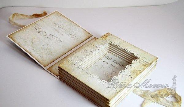 Книга-шкатулка своими руками