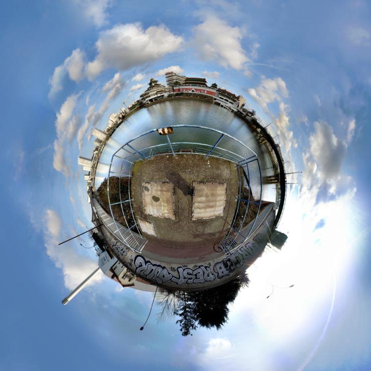 Как сделать фото круглым фотошопе