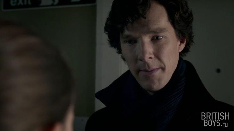 Сериал Шерлок (1, 2, 3, 4 сезон 1, 2, 3 серия) скачать торрент