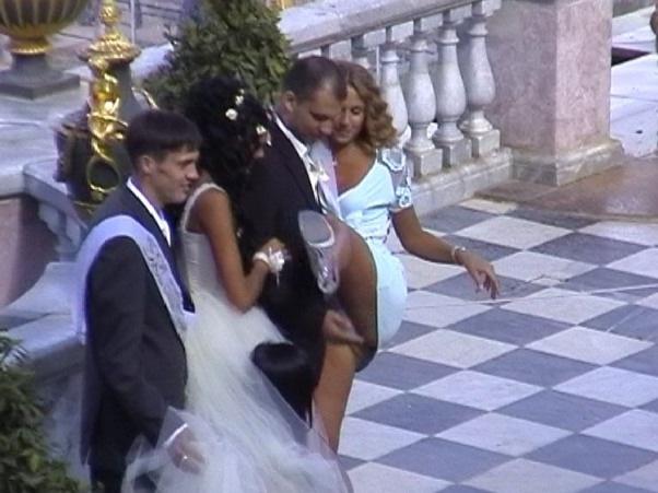 Порно курьёзы на свадьбах онлайн