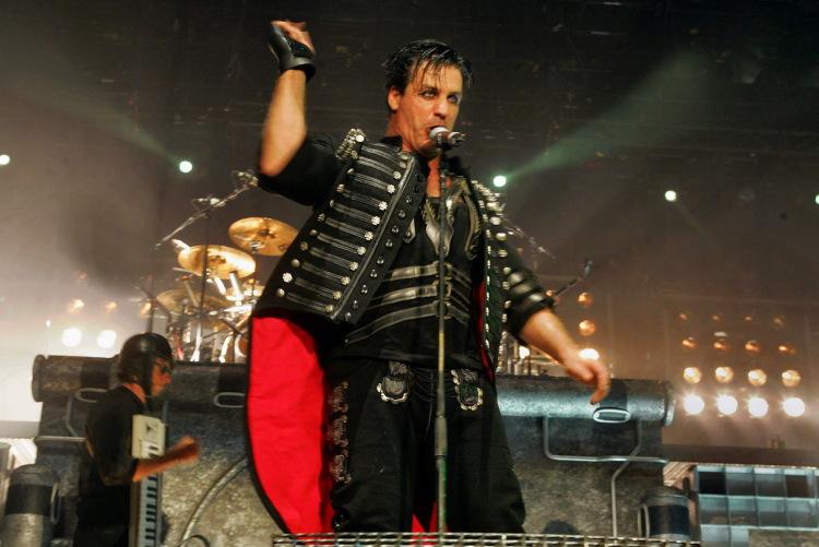 Скачать новые песни rammstein 2011