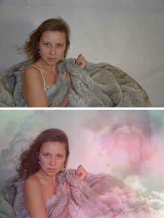Ретушер Алёна Олаг - Киев