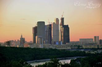 Архитектурный фотограф Елена Гузий - Москва